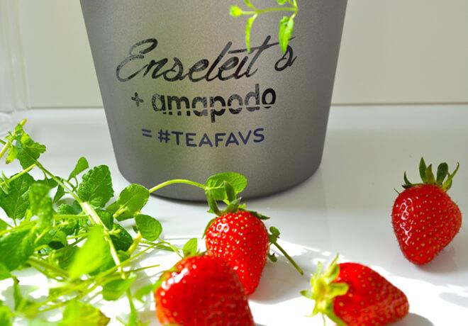 Erdbeer-Minze