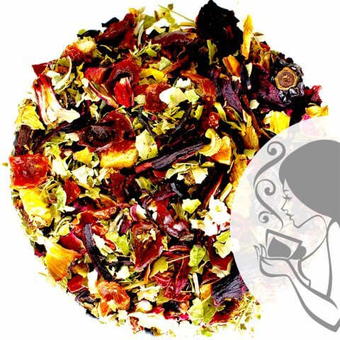 amapodo Erfrischungstee lose 120g, #teafavs N°3, Tee-lose