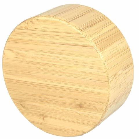 Bambusdeckel