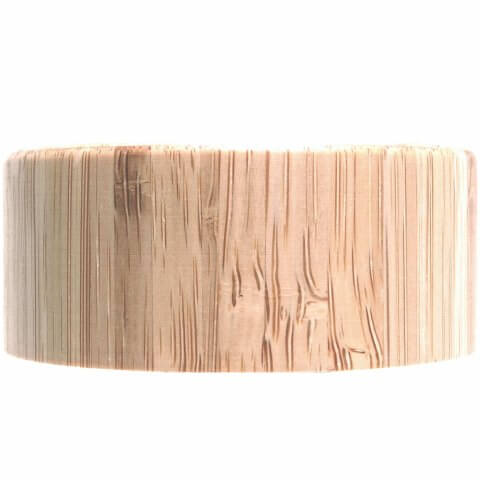 Bambus-Deckel für Trinkflasche, einzeln, Deckel liegend