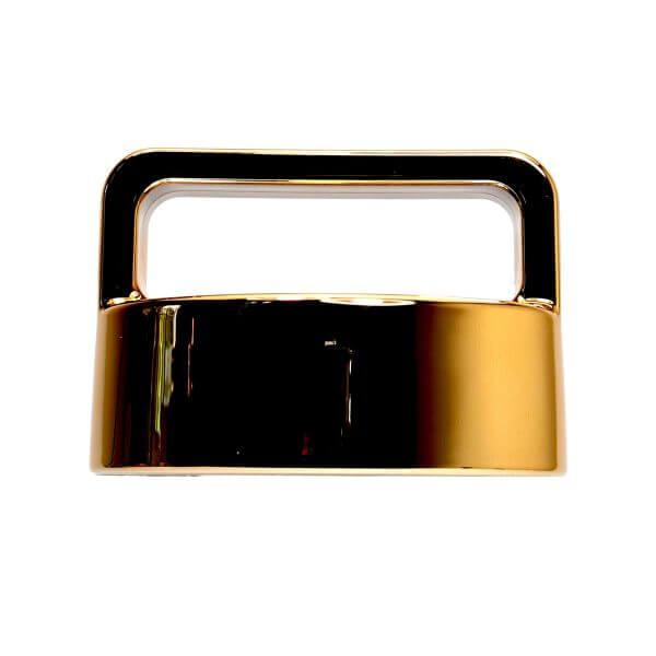 amapodo Teeflasche Deckel Farbe gold