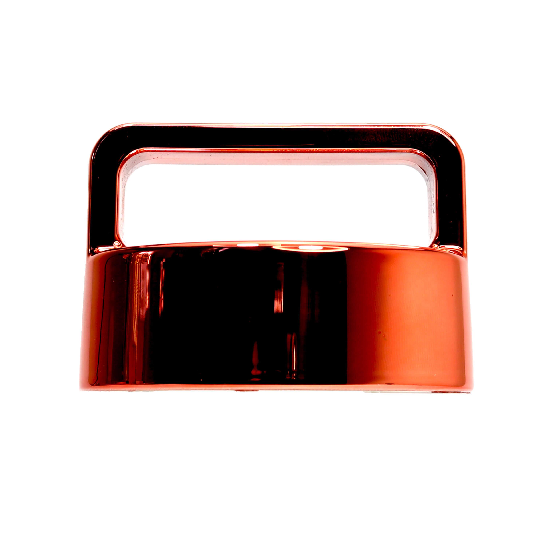 amapodo Ersatz-Deckel Verschluss rot für Trinkflasche, Glasflasche, Teekanne