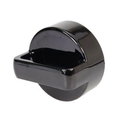 amapodo Teeflasche Deckel Farbe schwarz, seitlich