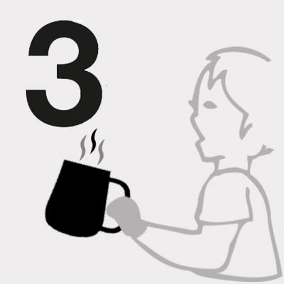 Anleitung Schritt 3 Tee trinken und geniessen