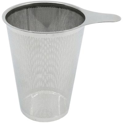 Deckel Tee Sieb mit Griff