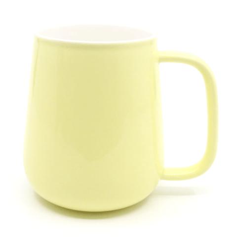 Teetasse ohne Deckel ohne Sieb gelb