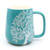 Teetasse ohne Deckel ohne Sieb tuerkis
