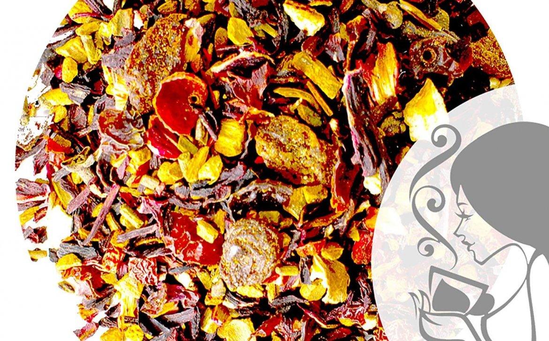 Früchtetee amapodo teafavs No. 4