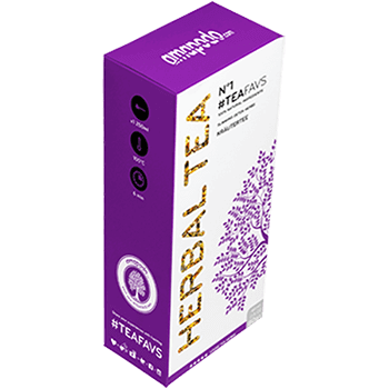 Kraeutertee lose, 80g