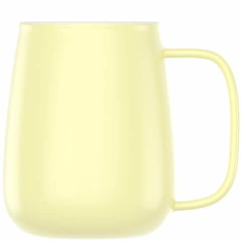Teetasse 650ml gelb ohne Deckel