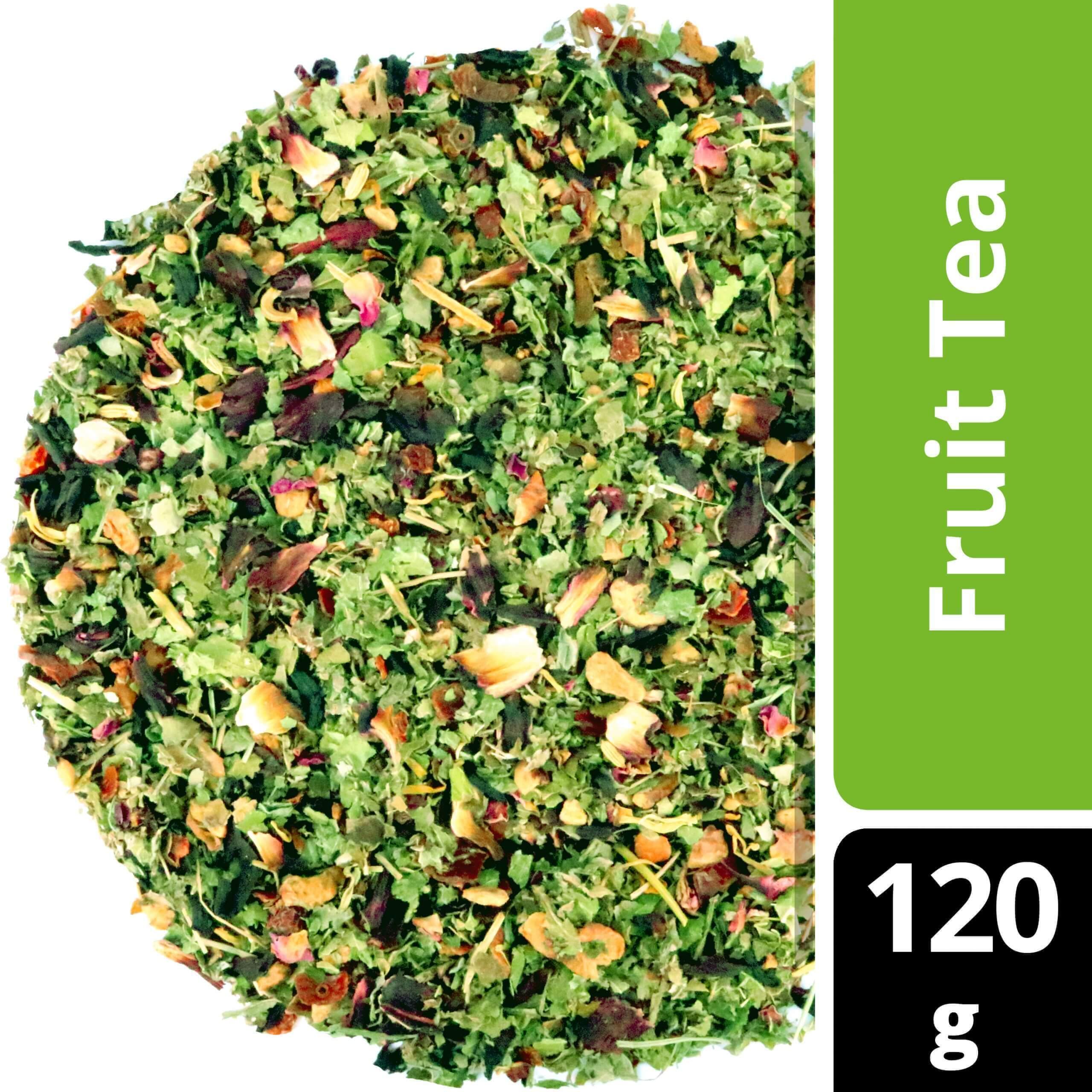 Roter Tee dient zur Fettverbrennung