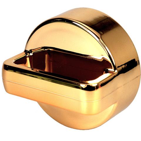 amapodo Ersatz Deckel Gold für 400ml Teeflasche Seite