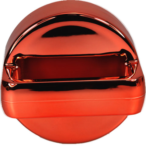 amapodo Ersatz Deckel Rot für 400ml Teeflasche oben
