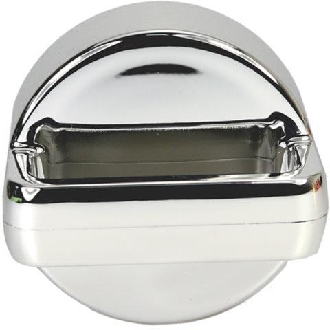 amapodo Ersatz Deckel Silber für 400ml Teeflasche Oben