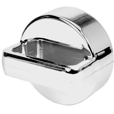amapodo Ersatz Deckel Silber für 400ml Teeflasche Seite
