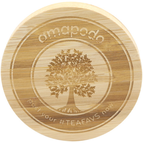amapodo Ersatz Deckel Tea Tree für 1100ml Teekanne oben