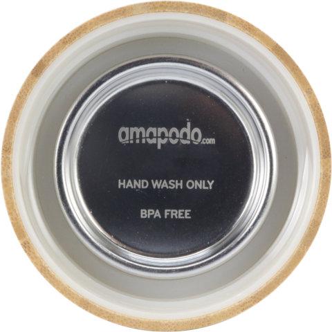 amapodo Ersatz Deckel Tea Tree für 400ml Teeflasche unten