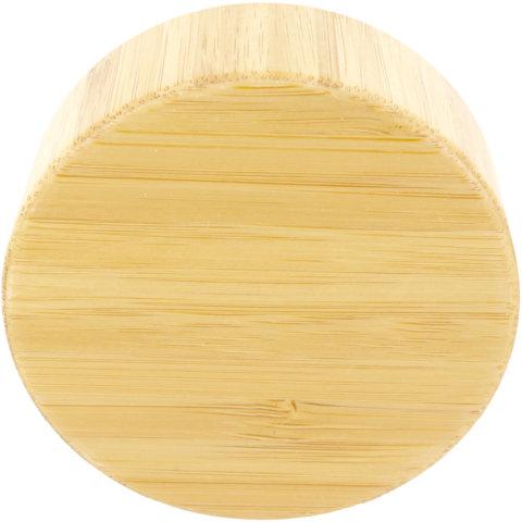 amapodo Ersatz Deckel Bambus für 400ml Teeflasche oben