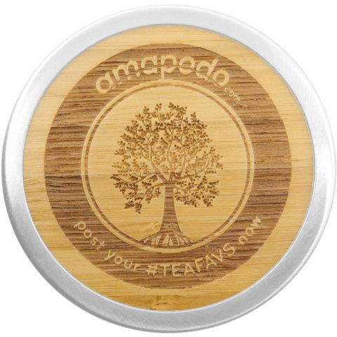 amapodo Ersatz Deckel für 500ml Trinkflasche vorn