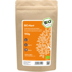 amapodo Bio Alant 100g Verpackung