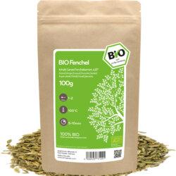 amapodo Bio Fenchel 100g lose Verpackung