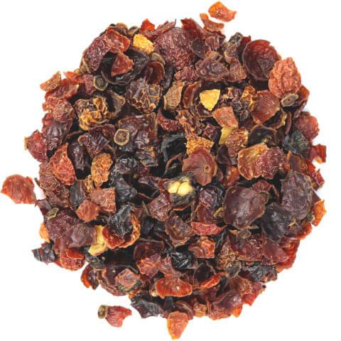 amapodo Bio Hagebutte Tee 200g für Hagebuttentee lose